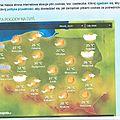 La météo en Pologne
