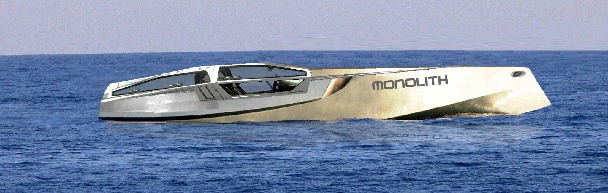 futuristic boat,futuristic boat concept,futuristic tender,futuristic vessel,vessel design,vessel concept,tender design,tender boat concept,french designer,french design,luxury speed boat,luxury motorboat ,jeune designer 3