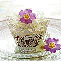 Cupcake festif au saumon fumé.......