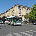 Bus hybrides : 3 nouvelles lignes dans paris