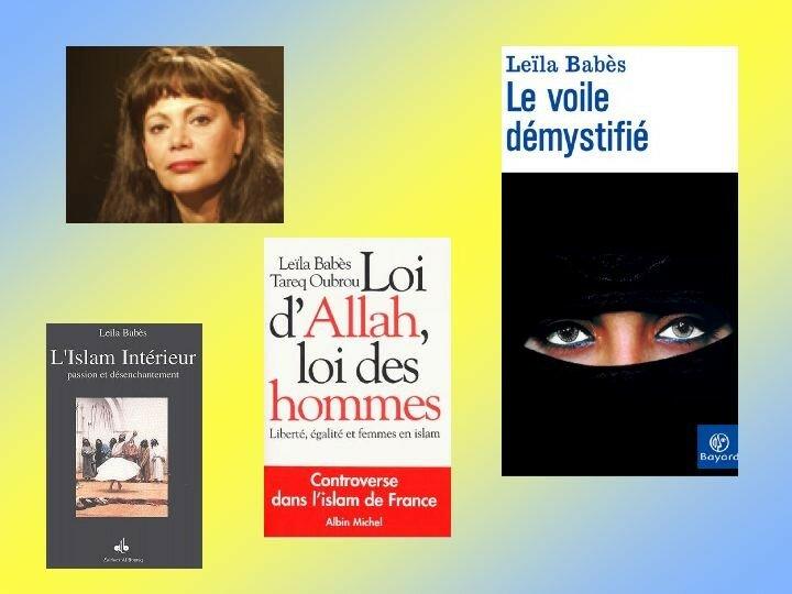 L'ISLAM POSITIF. La religion des jeunes musulmans de France - Leïla Babès