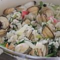 xx)Crustacés Fruits de mer et mollusques recettes