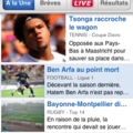 L'application iphone de la semaine