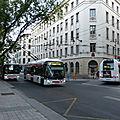 Lyon : surprenantes hésitations autour des <b>trolleybus</b>