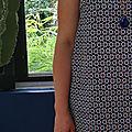 une robe B