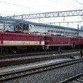 Sendai, JR kikansha ED 75 1000