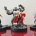 L'autre jeu de figurine Marvel