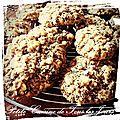 Biscuits aux Flocons d'Avoine Sains & Gourmands