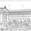 Temple punique aux alentours de Carthage.