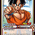 Yamcha - Dragon Ball Personnages