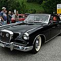Studebaker gran turismo hawk hardtop coupe, 1962