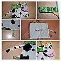 La vache #2... encore des doudous!