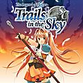 Test : <b>The</b> <b>Legend</b> <b>of</b> <b>Heroes</b> - Trails in <b>the</b> Sky - Second Chapter
