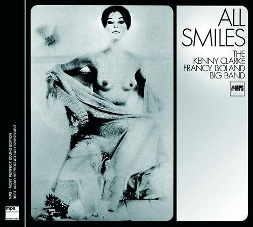 Kenny Clarke Francy Boland Big Band - 1968 - All Smiles (MPS)