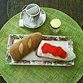 Le matin, chez vous c'est tartines ou céréales ? # dinette en feutrine