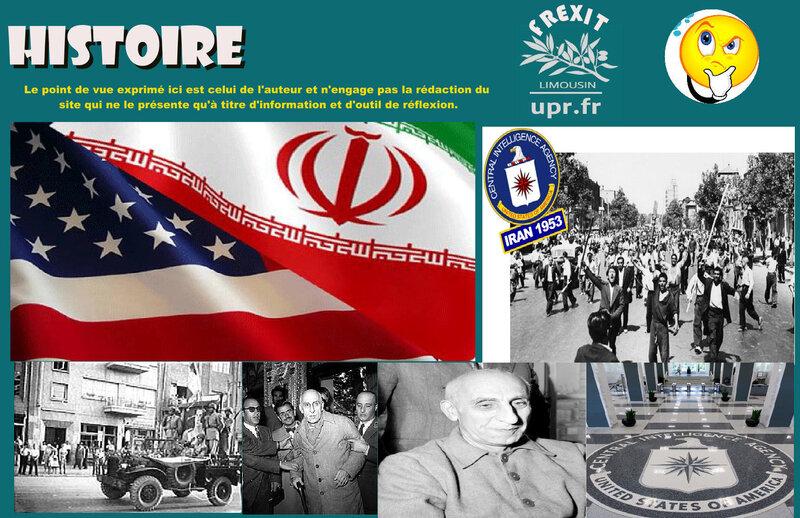 HIST IRAN US MOSSADEGH
