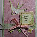 Cartes et pochettes cadeaux