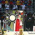Vitraux pour le diocese de rennes