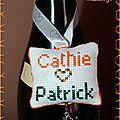 Cathie & Patrick