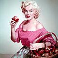 1952 marilyn par nickolas muray