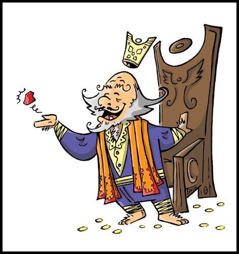 le roi des gnomes web