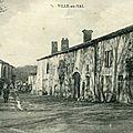 Cantonnement du 19 août 1914.