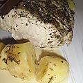 Filet de porc vapeur et pommes de terre fondantes au lait... avec ou sans thermomix