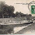 Kergoat et 360 Kilomètres pour le <b>Canal</b> de <b>Nantes</b> <b>à</b> <b>Brest</b>.