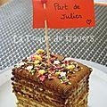 Gâteau de famille ... clin d'oeil