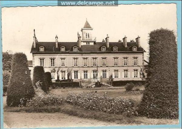 chateau de la Normanderie