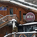 <b>Why</b> <b>not</b> the place Avoriaz Haute-Savoie restaurant centre commercial