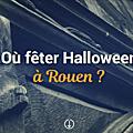 <b>Lubrizol</b> plus d'un mois après: le fantôme du président de la République, enfin à Rouen... la veille d'Halloween!