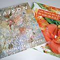 Deux <b>nouveaux</b> <b>livres</b>...