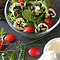Rolls poulet pâte d'olive 3