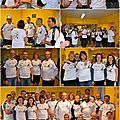 Remise des maillots 3 avril 2013