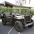 WILLYS Jeep MB Truck 1-4 Ton 4x4 Châtenois (1)