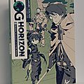 Log horizon t.1, mamare touno