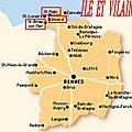 FRANCE.ILE ET VILAINE