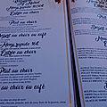 Le <b>Taj</b> <b>Mahal</b>, restaurant indien à Versailles, 4*/6*