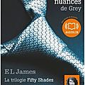 50 nuances de grey - e l james