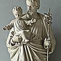 Solennité de saint joseph, époux de la vierge marie, patron de l'eglise universelle.