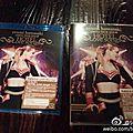 Dvd/blu-ray arena tour 2012 : aperçu du booklet