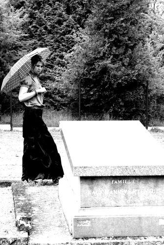 Séance Flore, Gothique Chic