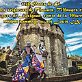 1230 Ponts de Cé, les seigneurs de Thouars, Tiffauges et Hugues de Lusignan, comte de la Marche, rendent hommage au roi Louis IX