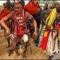 Bénin; <b>danse</b> <b>africaine</b>