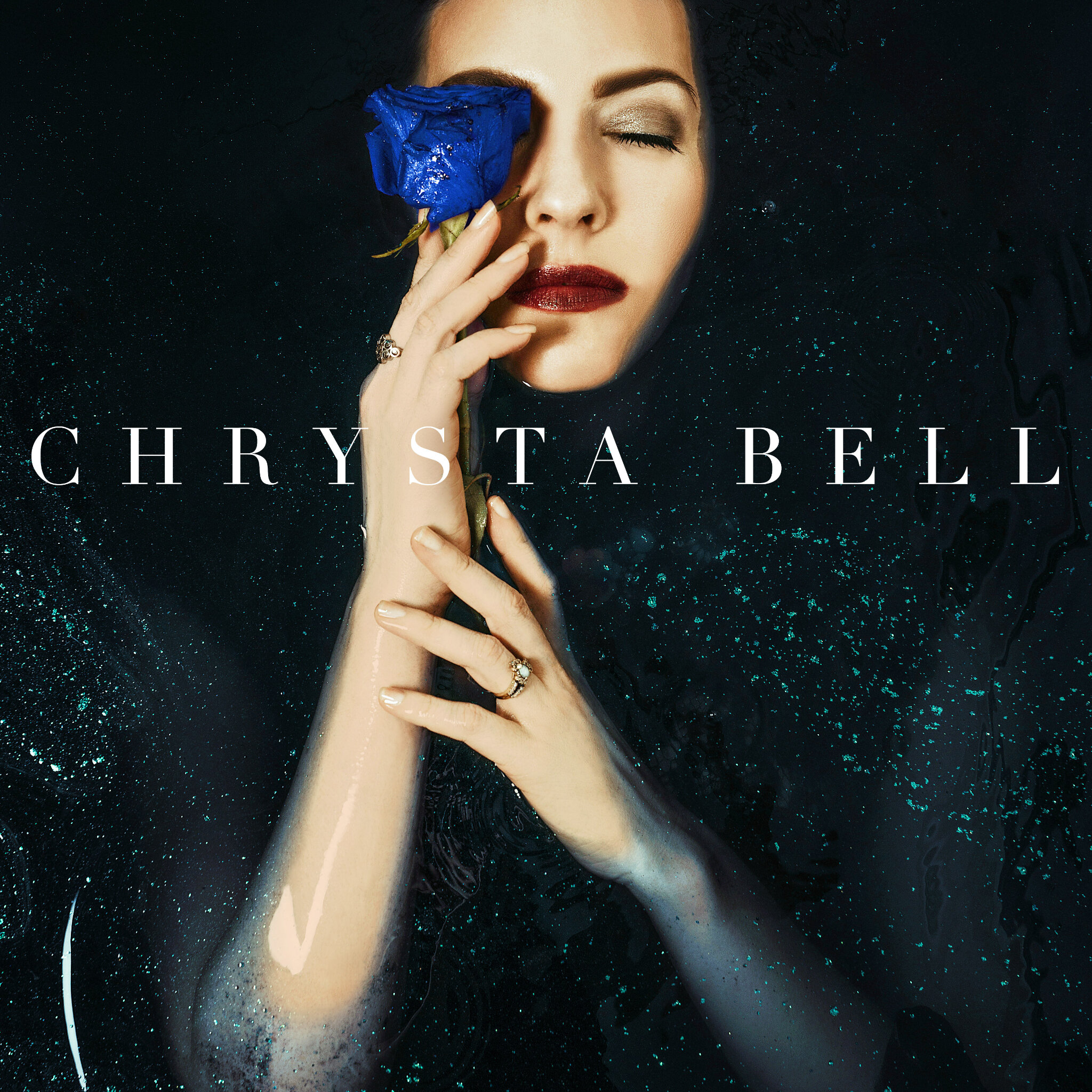 Exclusive interview with Chrysta Bell ~ « The blue rose is now a part of my own identity »