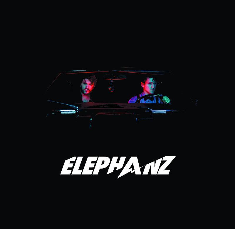 album cover ELEPHANZ2