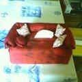 petit canapé boite a mouchoirs