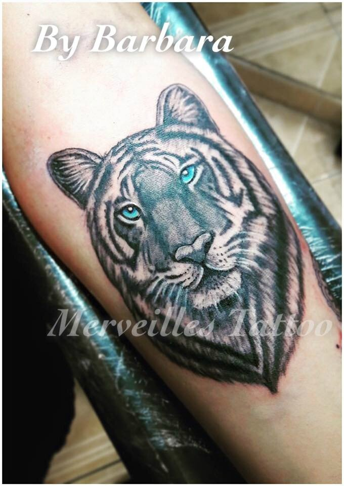Tattoo by Barbara