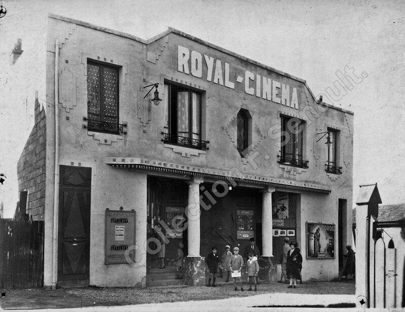Royal cinéma (1) V Senault ALG